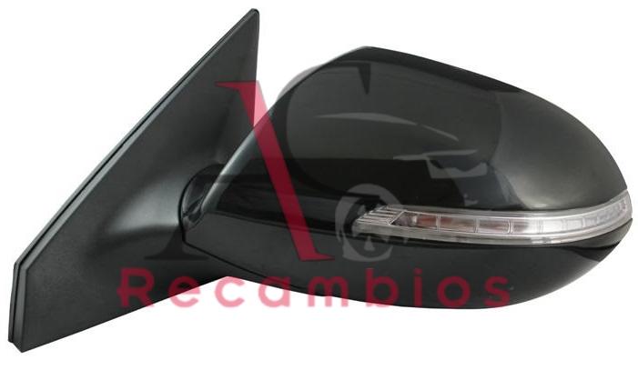 Retrovisor izquierdo electrico termico rebatible piloto for Espejo kia sportage